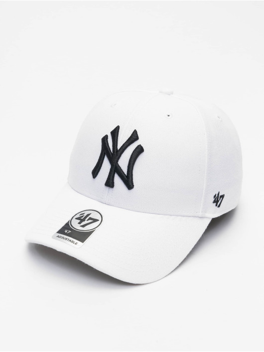 '47 Snapback Cap MLB New York Yankees '47 weiß