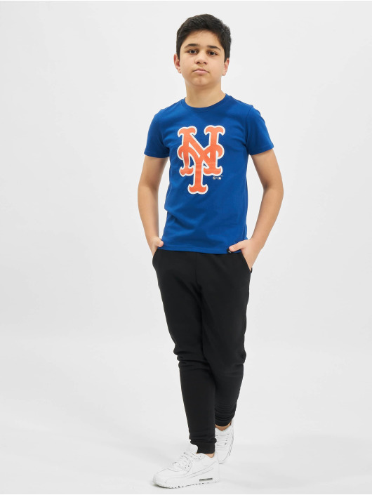 '47 T-Shirt MLB Mets Imprint Super Rival blau