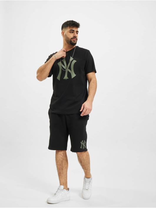 '47 T-Shirt MLB New York Yankees Imprint Echo schwarz