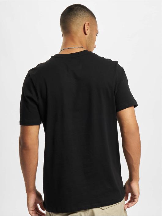 '47 T-Shirt NHL Chicago Blackhawks Imprint Echo schwarz