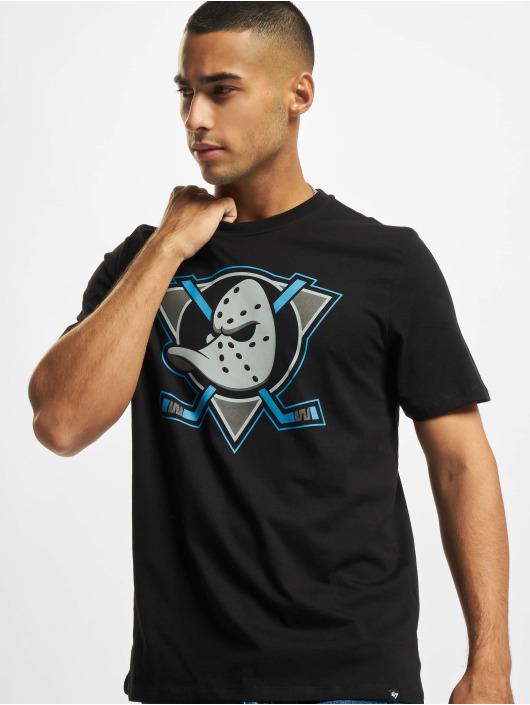 '47 T-Shirt NHL Anaheim Ducks Imprint Echo schwarz