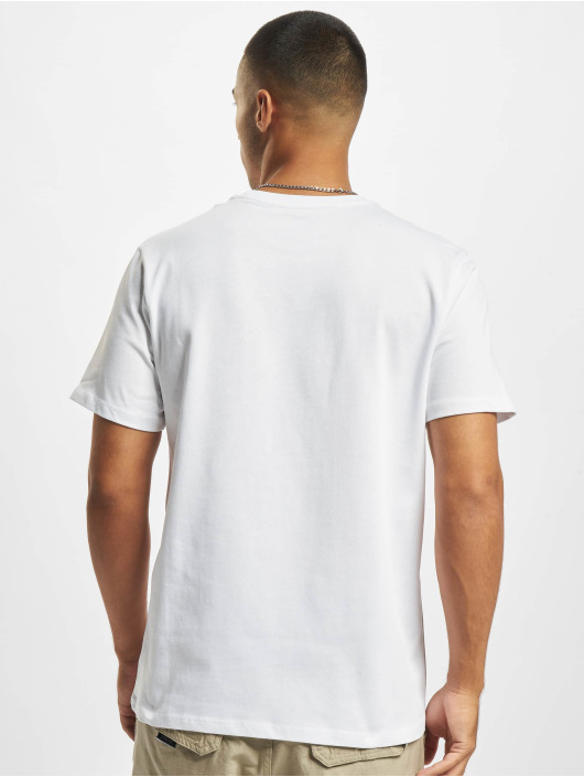 '47 T-Shirt MLB LA Dodgers Embroidery Wordmark Southside weiß