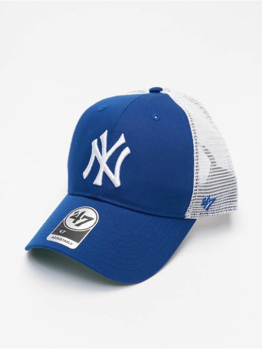 '47 Trucker Cap MLB New York Yankees Branson blau