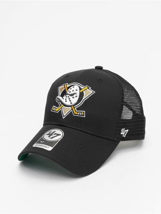 '47 Trucker Cap NHL Anaheim Ducks Branson schwarz