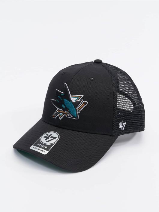 '47 Trucker Cap NHL San Jose Sharks Branson schwarz