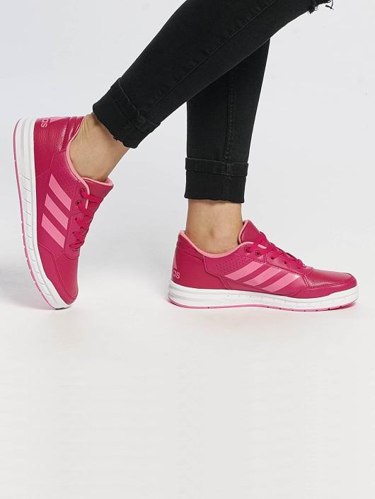 adidas originals Snejkry Alta Sport K růžový