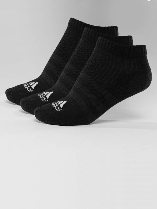 adidas Performance Socks 3-Stripe No Show black
