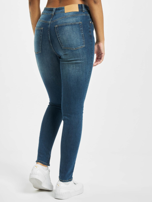 Cheap Monday Skinny Jeans High Skin blue