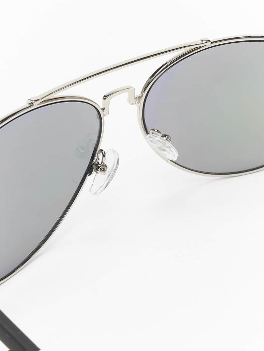 MSTRDS Briller Shades Mumbo Mirror sølv