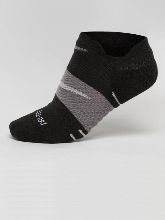 Nike Performance Calcetines Dry Cushion Low Training 3 Pack negro