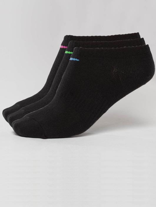 Nike Performance Ponožky Everyday Lightweight No-Show Training 3 Pack èierna