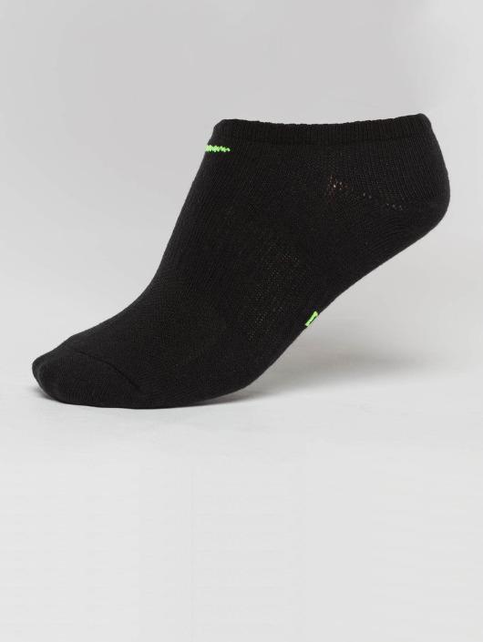 Nike Performance Sokken Everyday Lightweight No-Show Training 3 Pack zwart