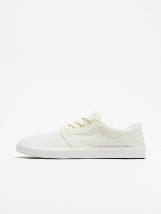 sports shoes cecbf 979ed ... Nike SB Sneakers Portmore Canvas beige ...