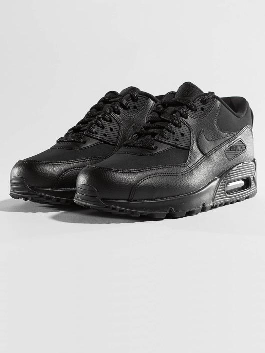 in stock 0eea1 f155f ... damen schuhe bcac0 ba33b inexpensive nike sneaker air max 90 leather  schwarz 8caa3 87e95 ...