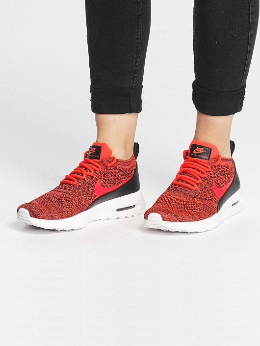 Nike Sneakers Air Max Thea Ultra Flyknit red
