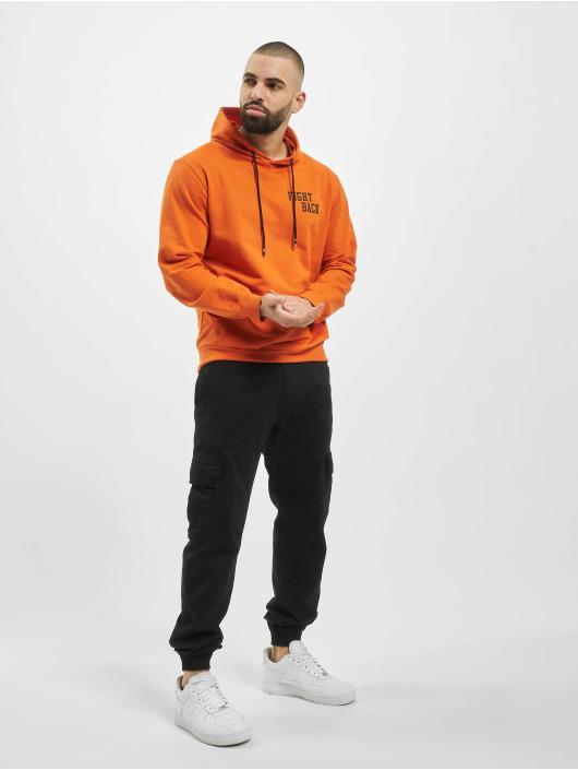 Aarhon Толстовка Fight Club оранжевый