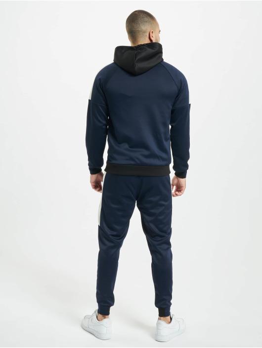 Aarhon Anzug Block schwarz