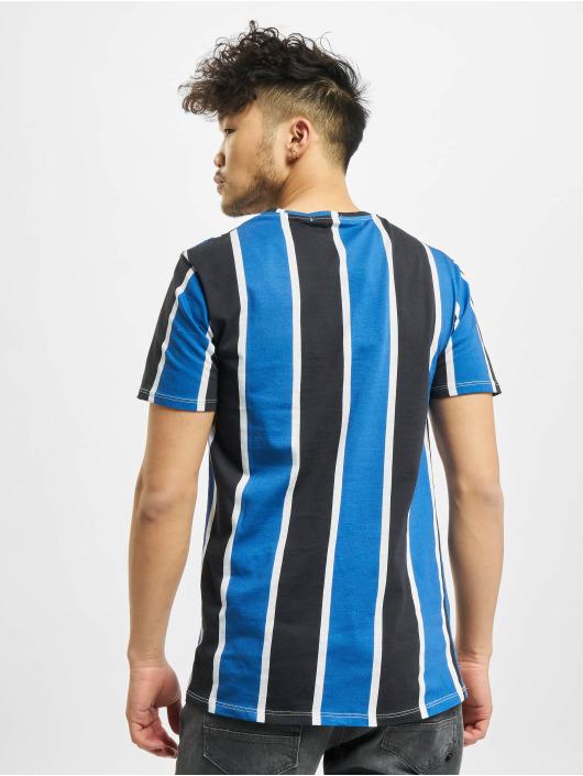 Aarhon Camiseta Bars azul