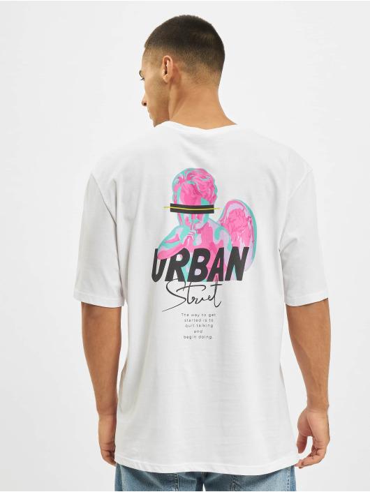 Aarhon Camiseta Urban blanco