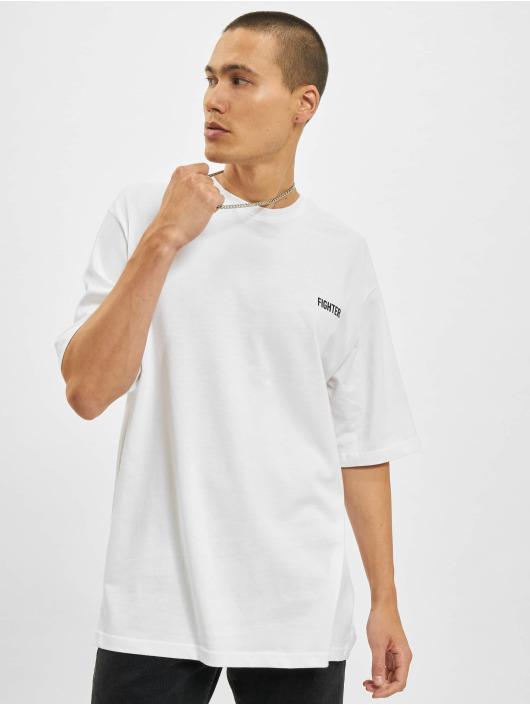 Aarhon Camiseta Fighter blanco