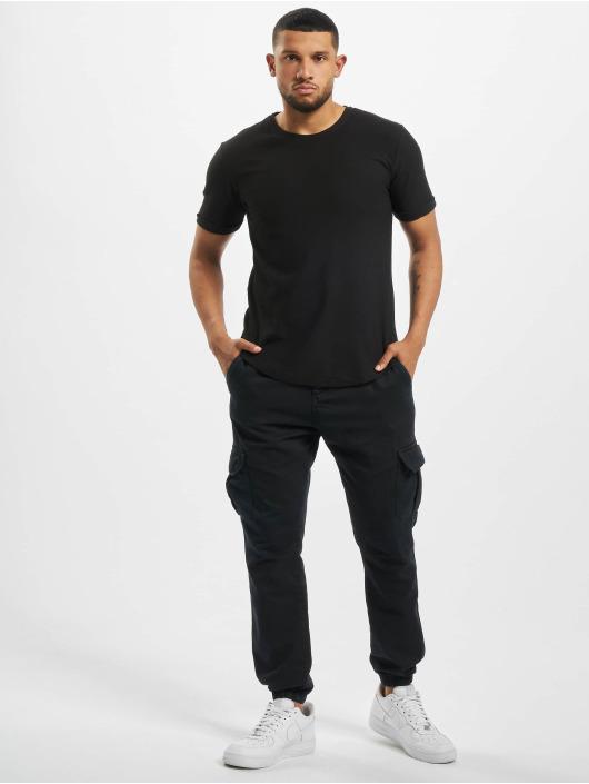 Aarhon Camiseta Oversized negro