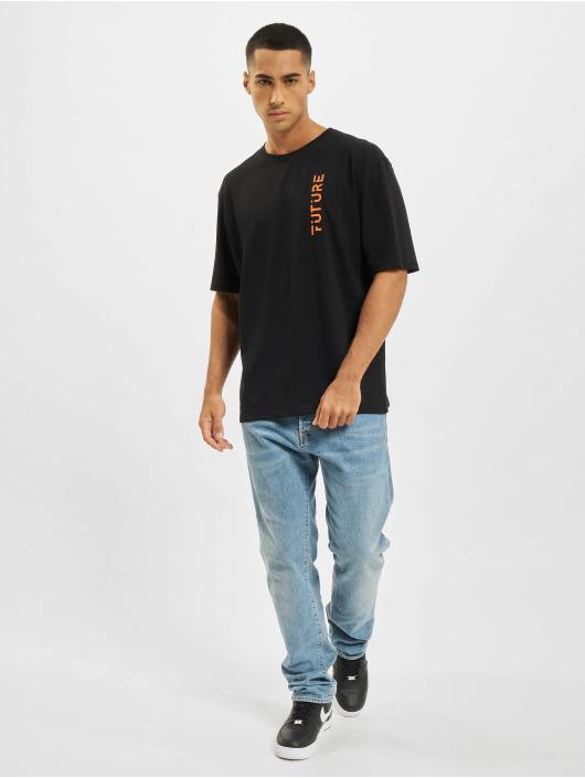 Aarhon Camiseta Future negro