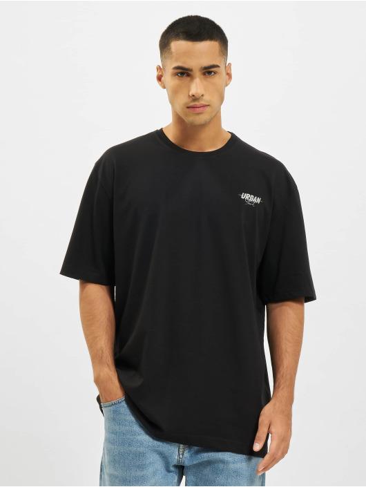 Aarhon Camiseta Urban negro