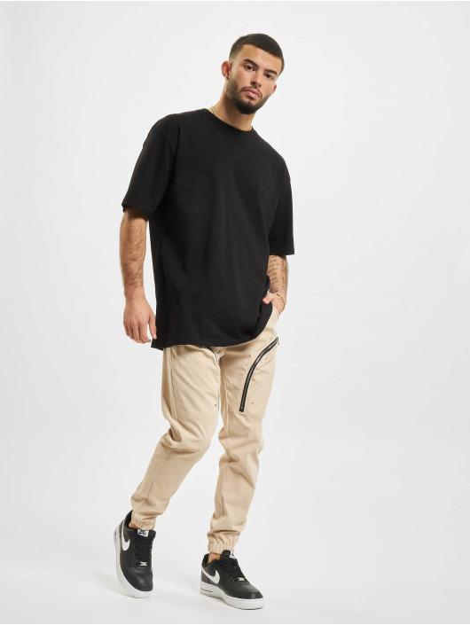Aarhon Cargo pants Matteo beige