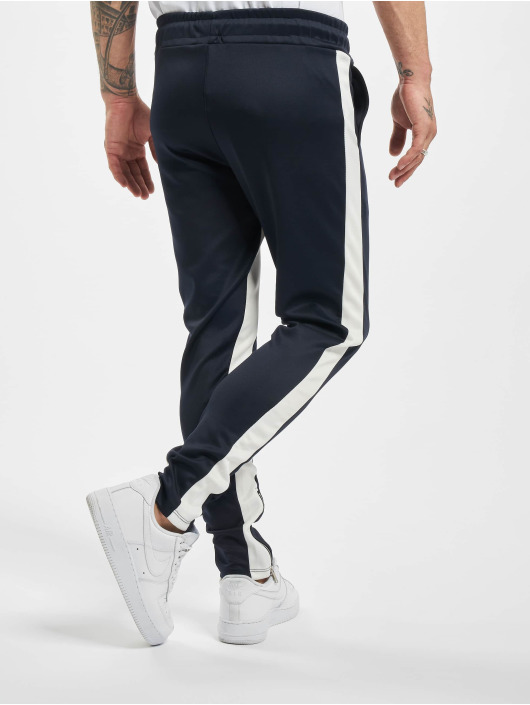 Aarhon Chino pants Contrast blue