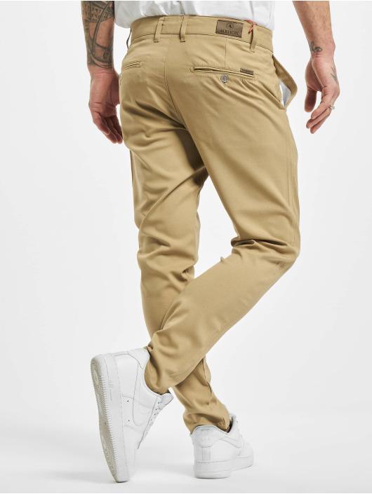 Aarhon Chino pants Slim brown