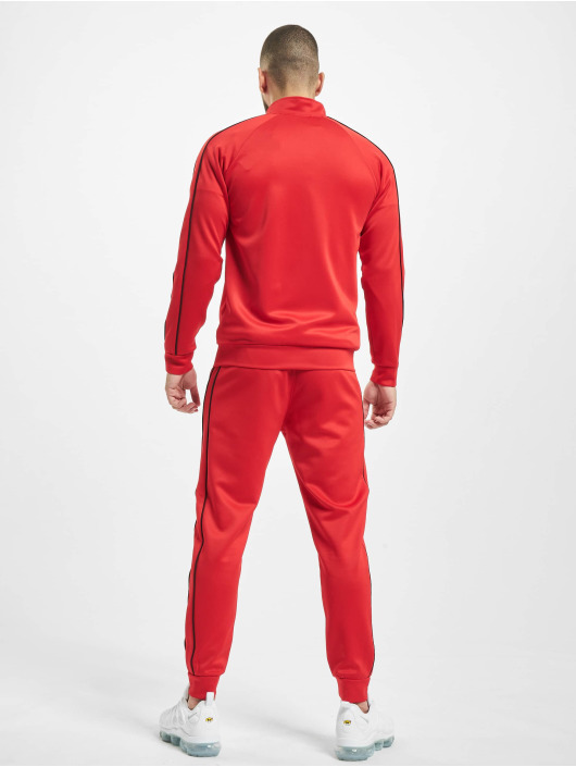 Aarhon Collegepuvut Piping punainen