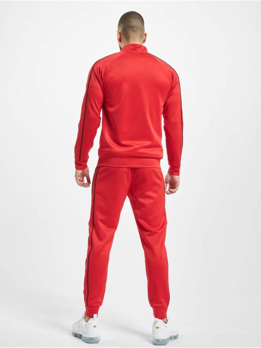 Aarhon Dresy Piping czerwony