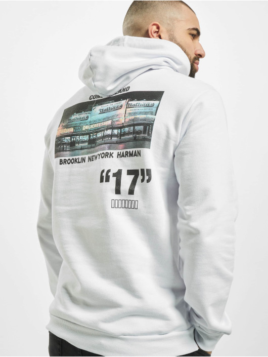 """Aarhon Hupparit """"17"""" valkoinen"""