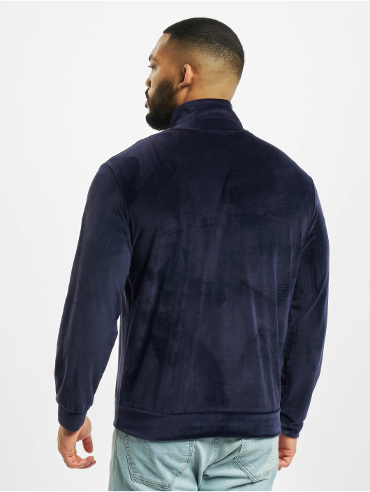 Aarhon Lightweight Jacket Velours blue