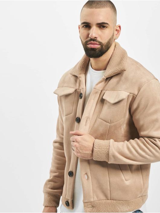Aarhon Lightweight Jacket Haru brown