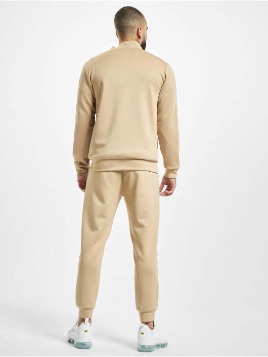 Aarhon Mjukiskläder Stripe beige