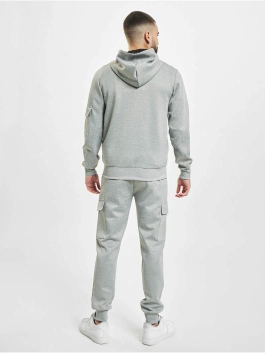 Aarhon Mjukiskläder Cargo grå