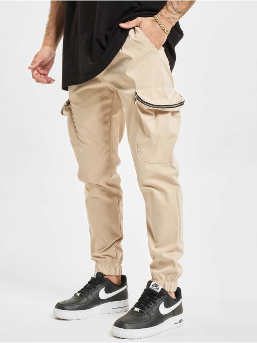 Aarhon Pantalon cargo Luca beige