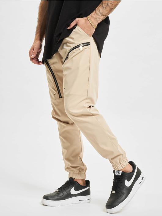 Aarhon Pantalon cargo Matteo beige