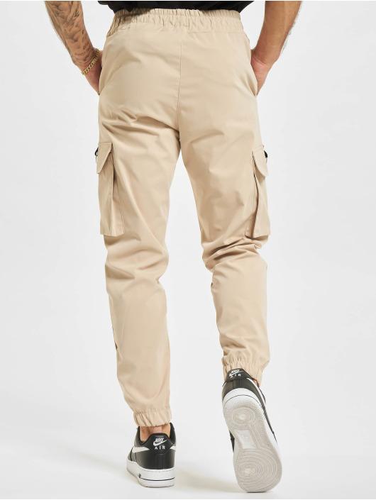 Aarhon Pantalon cargo Stefan beige