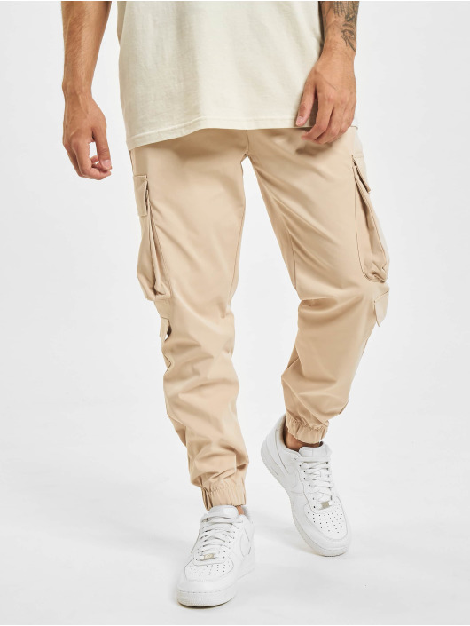 Aarhon Pantalon cargo Paul beige