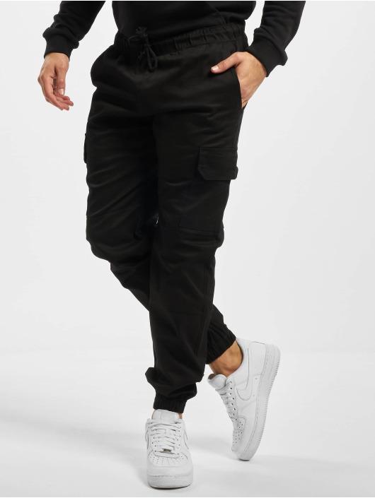 Aarhon Pantalon cargo Carlo noir