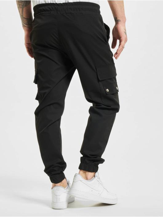 Aarhon Pantalon cargo Brendan noir