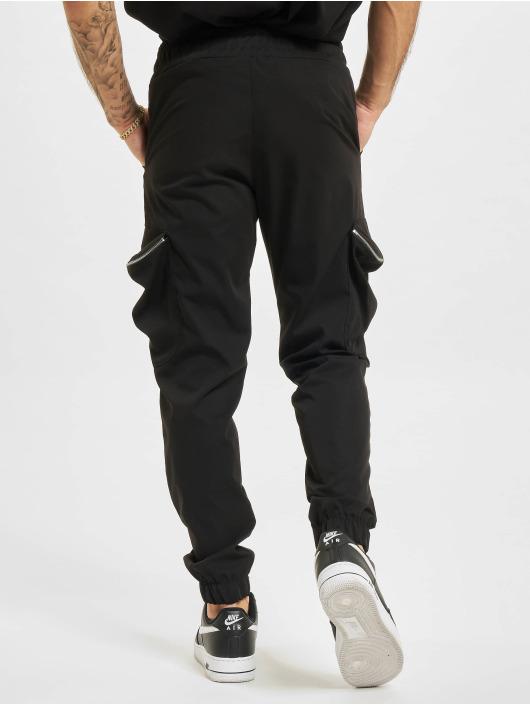 Aarhon Pantalon cargo Luca noir