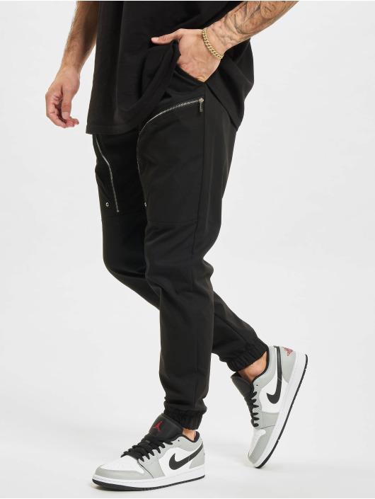 Aarhon Pantalon cargo Matteo noir