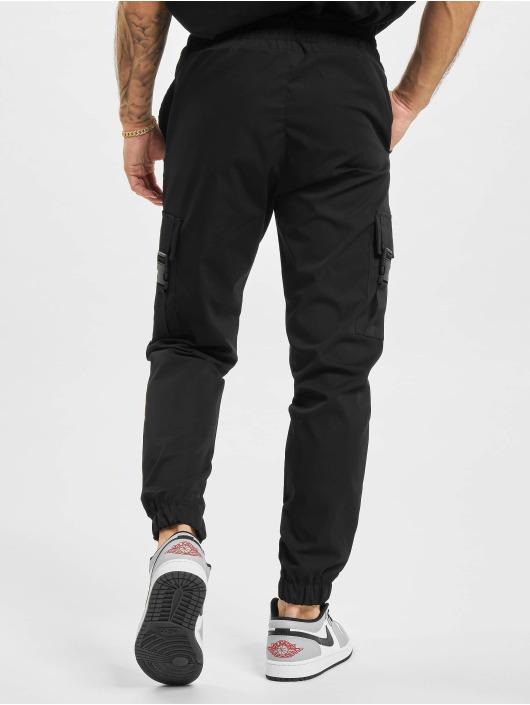Aarhon Pantalon cargo Leandro noir