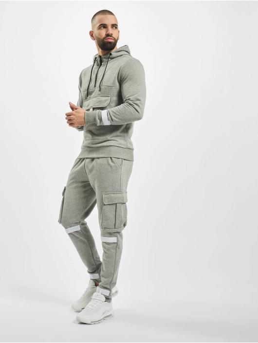 Aarhon Sety Velcro šedá