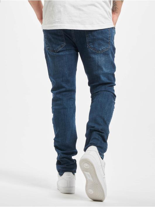Aarhon Skinny Jeans Doug blau