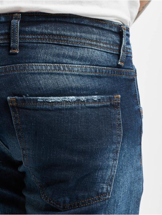 Aarhon Skinny Jeans Dre blau