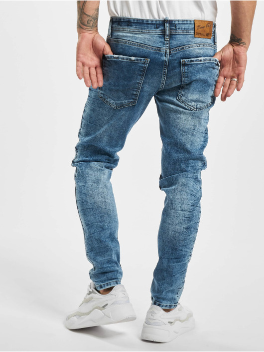 Aarhon Skinny Jeans Marty blue